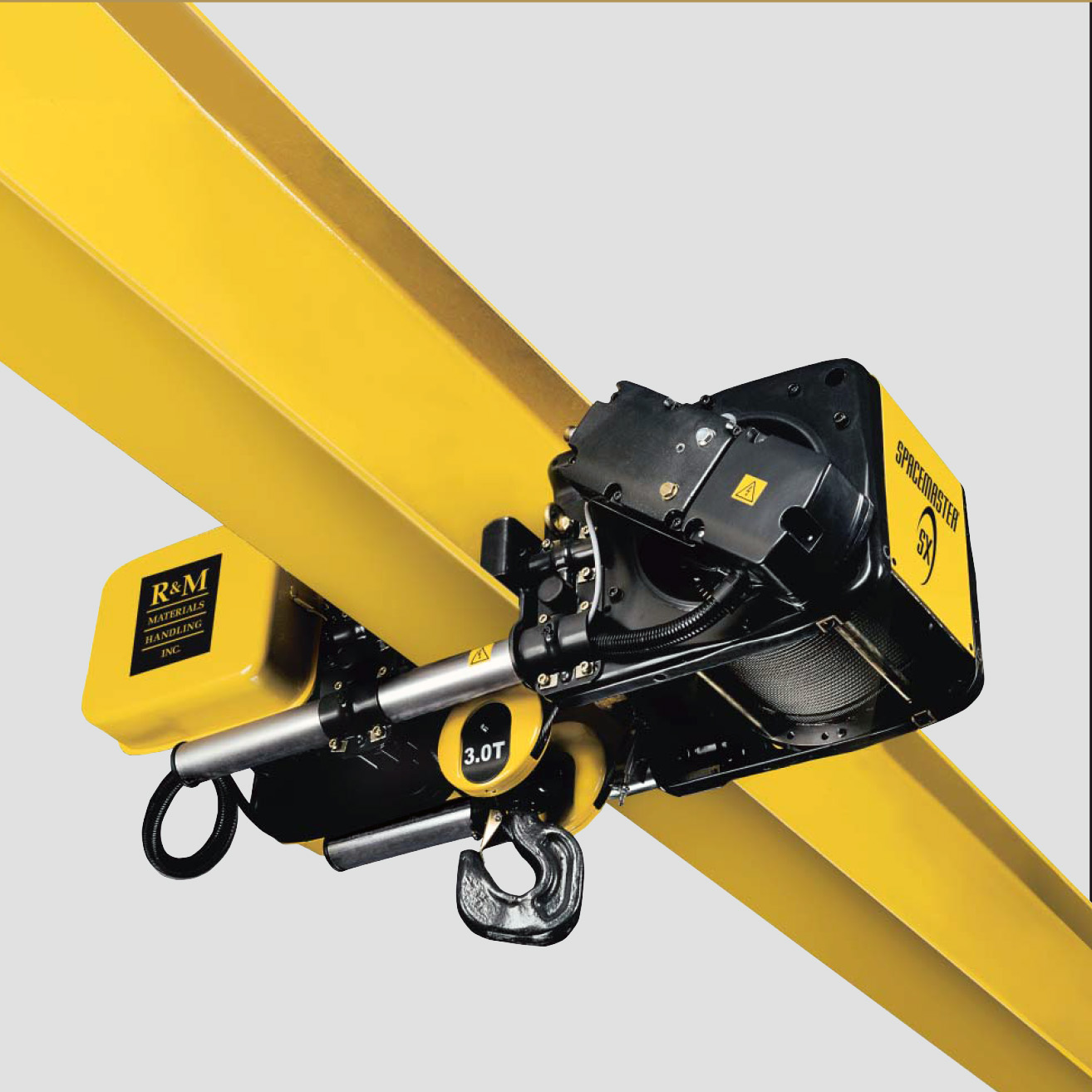 Motorized Cabled Hoist