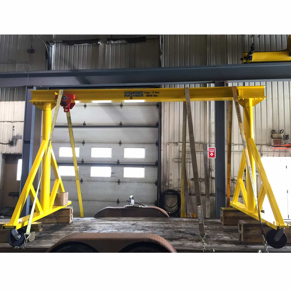 Adjustable Gantry