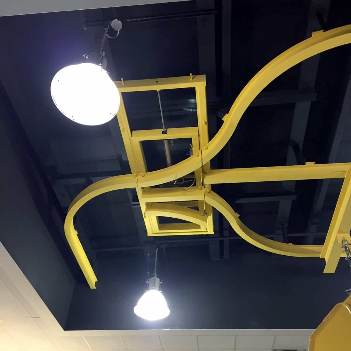Monorail échangeur